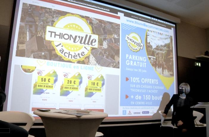 Thionville commerces