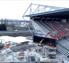 FC Metz : Saint-Symphorien, une enceinte multifonctions
