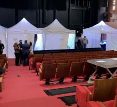 Covid-19 : les centres de vaccination sont ouverts à Thionville et Bitche