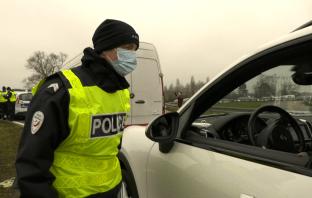 test controle pcr police