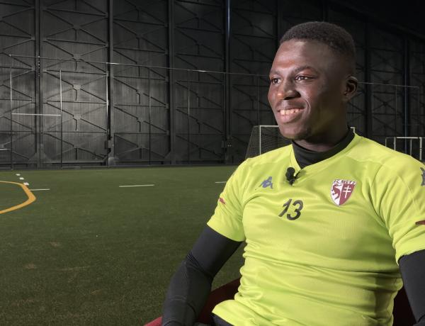 Entretien – Lamine Gueye : « Je viens de très loin»