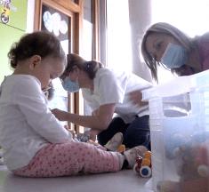 Metz : les crèches municipales accueillent les enfants des publics prioritaires