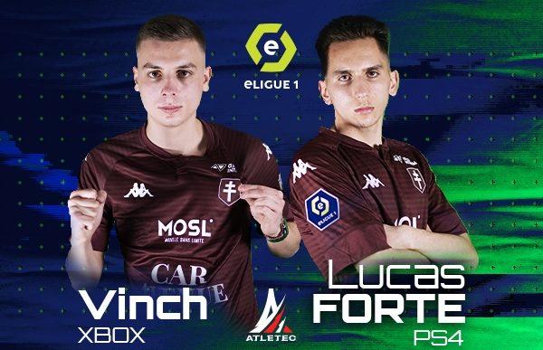 FC Metz : deux Mosellans pour représenter le club en eLigue 1
