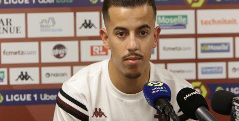 FC Metz : le pari Amine Bassi pour « remplacer » Farid Boulaya